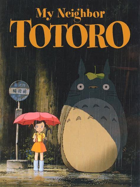 neighbor totoro movies movie poster 1988 sleepover neighbour ghibli english popsugar they sisters nobility pathfinder pays homage origins film miyazaki