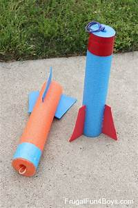 Pool Noodle Crafts and Activities