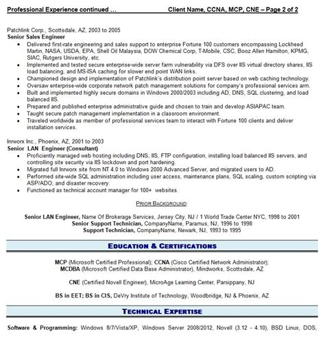 the resume writing guild professional it resume resume writing guild