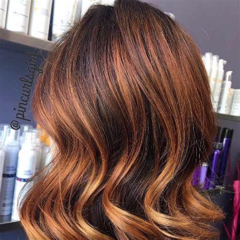 caramel bruin haar   creative caramel hair color