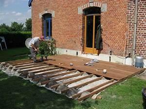 Bois De Terrasse : terrasse bois 59 nos conseils ~ Preciouscoupons.com Idées de Décoration