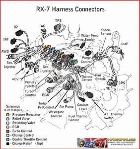 Help Filling In The Blanks - Rx7 Wiring Diagram - Rx7club Com