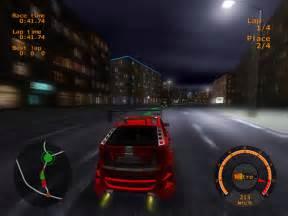 3D Street Racing Car Game