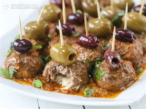 Keto Party Meatballs  The Ketodiet Blog