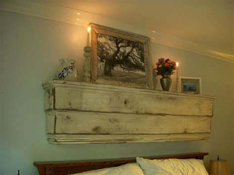 shabby chic mantel shelf floating wall shelf wooden ledge handmade shabby