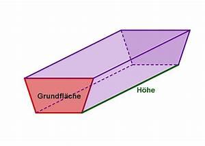 Grundfläche Prisma Berechnen : prisma mathe artikel ~ Themetempest.com Abrechnung