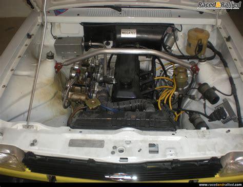 opel kadett gte rally cars  sale  raced rallied