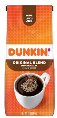 And while doughnuts aren't growing, coffee is still hot. Dunkin' Donuts Coffee Deal at Amazon