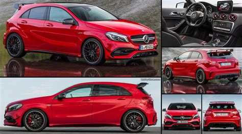 Awesome Galleries Of Mercedes A45 Amg Nasl Fiat World