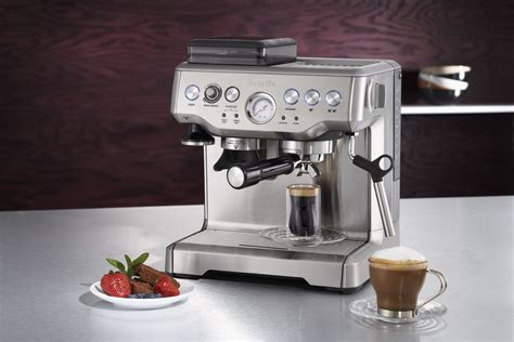 Breville Barista Express Espresso Machine » Gadget Flow Tassimo T20 Coffee Maker Jelly Chatime Philippines Grounds In Drink Pods Amazon Starbucks Venti Calories Costco Best Drip Bpa Free