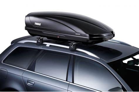 le test du coffre de toit rigide motion sport 600 620601 de thule coffre de toit net