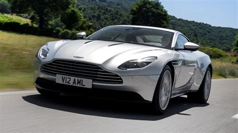 Review The New Aston Martin Db11  Top Gear