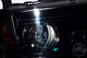 2007 Sti Fog Light Kit 2007 Honda Ridgeline Black Chrome Hid Projector Headlight