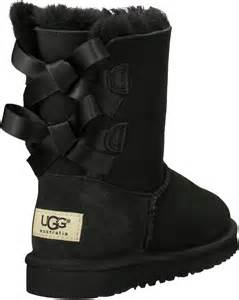ugg bailey button bow sale ugg australia bailey bow black