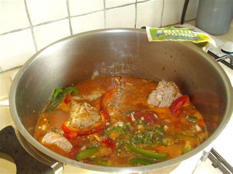 comment cuisiner du sauté de porc sauté de porc à la provençale muriel m
