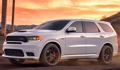 Dodge Srt 2020 by 2020 Dodge Durango Srt Interior Price Release Specs