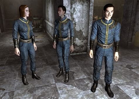 fallout 3 jumpsuit fallout vault dweller search