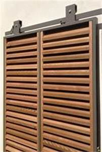 Fabriquer Ses Volets Coulissants Bois : exemples de r alisations de chantiers de fermetures bois portes et volets bois sur mesure ~ Melissatoandfro.com Idées de Décoration