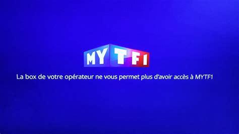 Tf1 Coupe La Diffusion De Mytf1 Sur Sfr