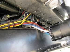 5th Wheel  Gooseneck 90-degree Wiring Harness W   7-pole Plug - Gm  Ford  Ram  Toyota