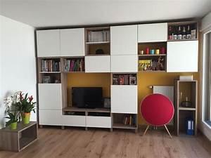 Mobilier De Bureau Ikea : album 4 banc tv besta ikea r alisations clients s rie 1 meuble salon pinterest ~ Dode.kayakingforconservation.com Idées de Décoration