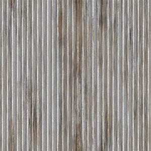 Corrugated Steel (Texture)