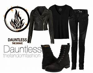 This is my initiation outfit!! | Dauntless Initiation ...