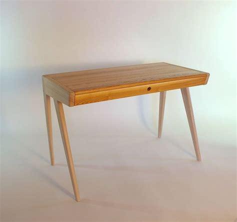computer desk solid ash wood computer desk with drawer solid ash oak
