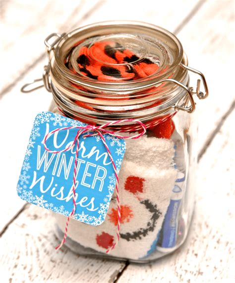 winter survival kit gift   jar