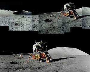 Apollo panoramas: Moon landings go wide in crowdfunded ...