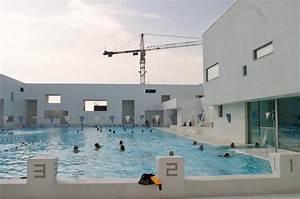 Piscine Le Havre : la piscine urbaine la plus cool au monde est au havre ~ Nature-et-papiers.com Idées de Décoration