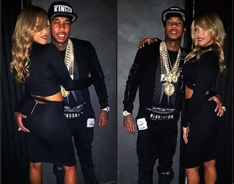 Tyga Gets In Drake's Face, Snatches His Ex