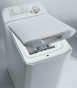 Lave Linge Top Amovible : lave linge top ~ Melissatoandfro.com Idées de Décoration