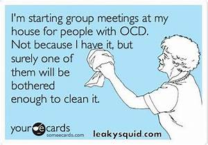 Leaky Squid: STARTING A GROUP MEETING FOR PEOPLE WITH #OCD