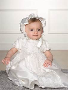 Baby Girls Christening Gown | Ivory Gown | Girls ...