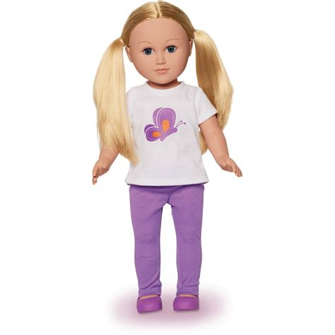 fabric from walmart my as 18 quot instructor doll walmart com