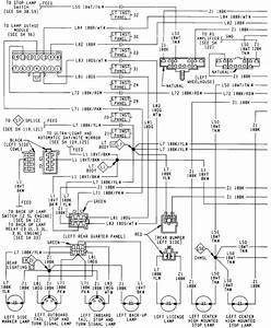 1990 Dodge Dynasty Wiring Diagram Light