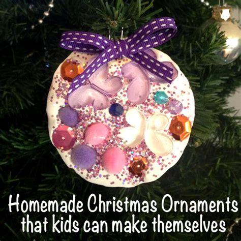 homemade christmas ornaments plaster of paris decorations