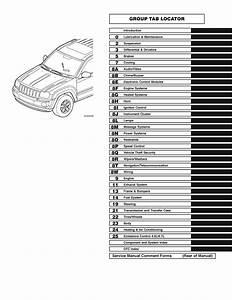 2008 Jeep Grand Cherokee Repair Manual Pdf