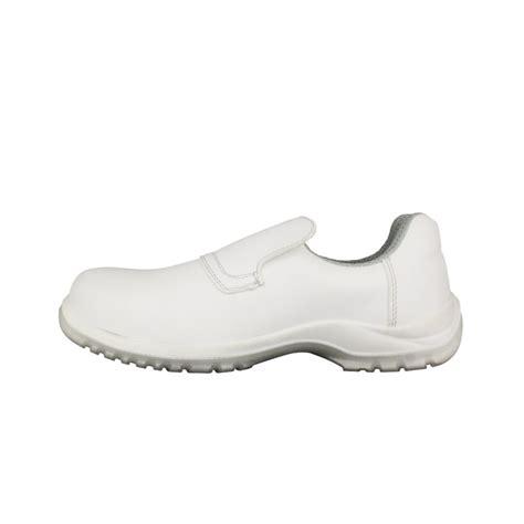 chaussure cuisine chaussure de cuisine blanche