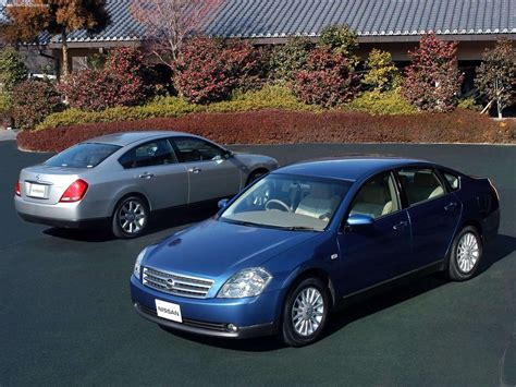 2003 Nissan Teana 230jm Related Infomationspecifications