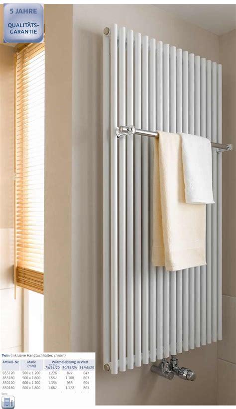 heizkörper mit handtuchhalter hsk heizk 246 rper mit handtuchhalter 600 x 1200 mm weiss impulsbad