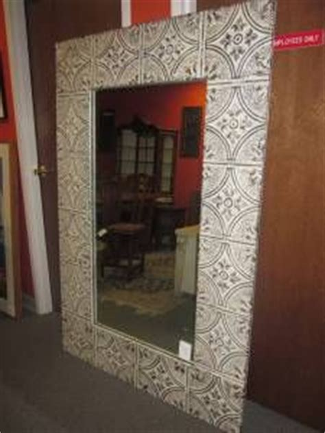 mirrors made from tin ceiling tiles rent direct