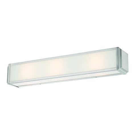 hton bay vanity light hton bay axton 3 light brushed nickel vanity light