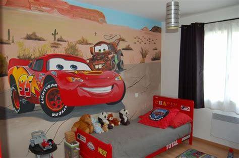 decoration chambre garcon cars déco cars chambre garcon