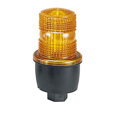 federal signal low profile strobe light surface mount