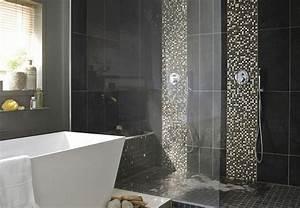 osez la salle de bains leroy merlin femme actuelle With leroy merlin carrelages salle de bain