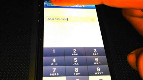 how to forward calls on iphone 5 iphone 5 set up call forwarding at t