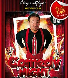 Talent Show Certificates Free 10 Comedy Show Flyer Templates In Eps Psd