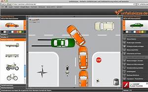 Draw The Diagram Of Your Accident Online And Free